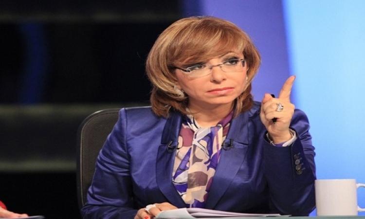 بالفيديو .. لميس الحديدى تهاجم المشير طنطاوى بسبب ظهوره فى التحرير
