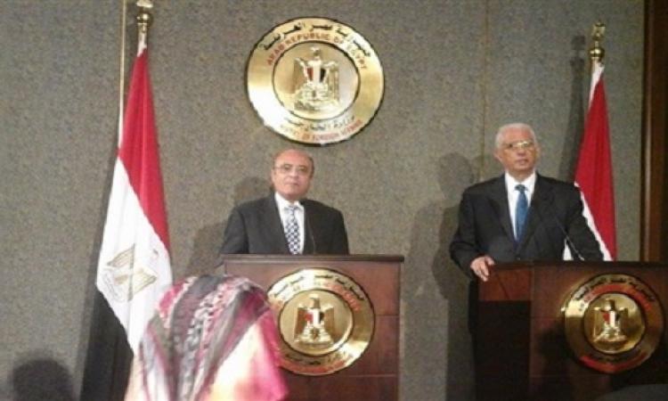 العليا للانتخابات : تيسيرات لتصويت المصريين بالخارج .. والغاء التصويت فى 4 دول فقط