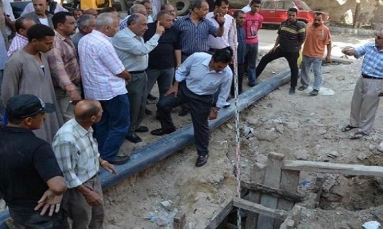 إحالة مسؤلى الصرف الصحى بالإسكندرية للتحقيق بعد غرق فيكتور عمانويل
