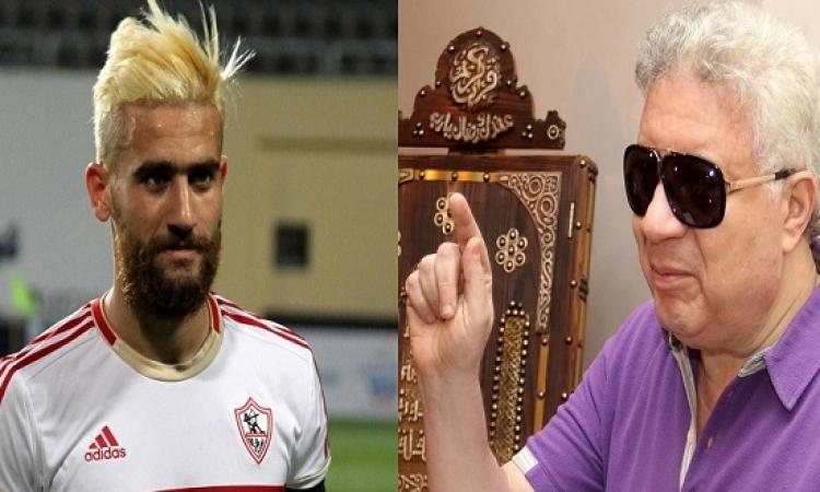 بالفيديو .. مرتضى قلب على باسم مرسى : أنت كداب .. وشغل الفتونة ده عندكم فى الحارة !!