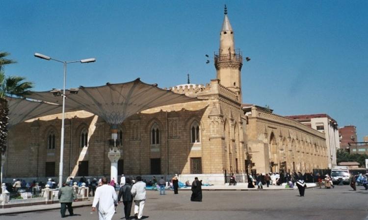 إغلاق ضريح مسجد الحسين منعًا لاحتفالات الشيعة فى ذكرى عاشوراء