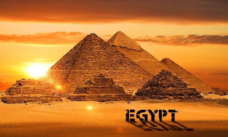 هى مصر سموها Egypt مش Misr ليه .. محدش سأل السؤال ده ؟!