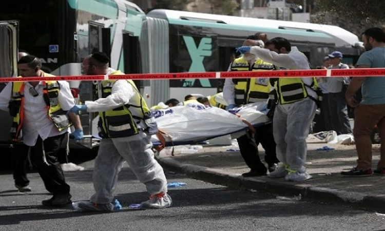 مقتل إسرائيليين فى حادث طعن وهجوم بالأسلحة شرق القدس المحتلة