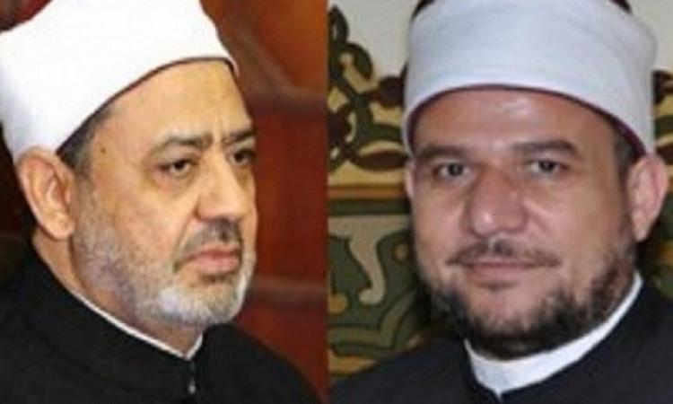انتهاء الخلافات بين مشيخة الأزهر و وزارة الأوقاف بقبلة رأس