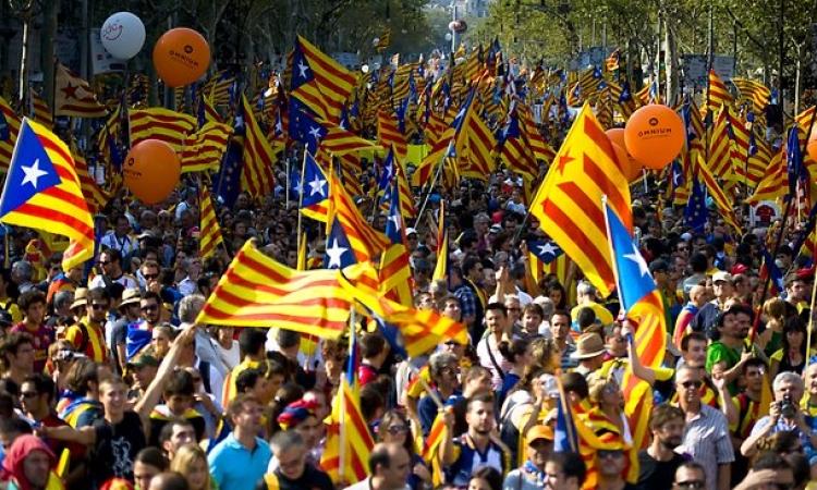 انفصال كتالونيا .. يعنى خلاص مفيش كلاسيكو !!
