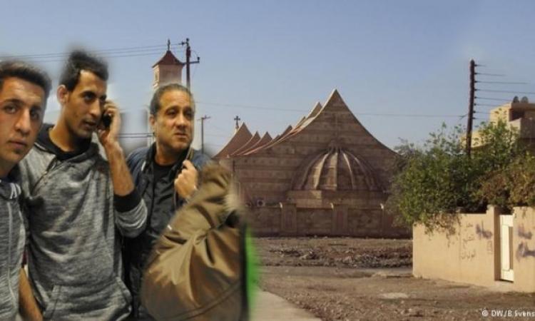 قصة نجاح مارون المسيحى فى الهروب من إرهاب داعش