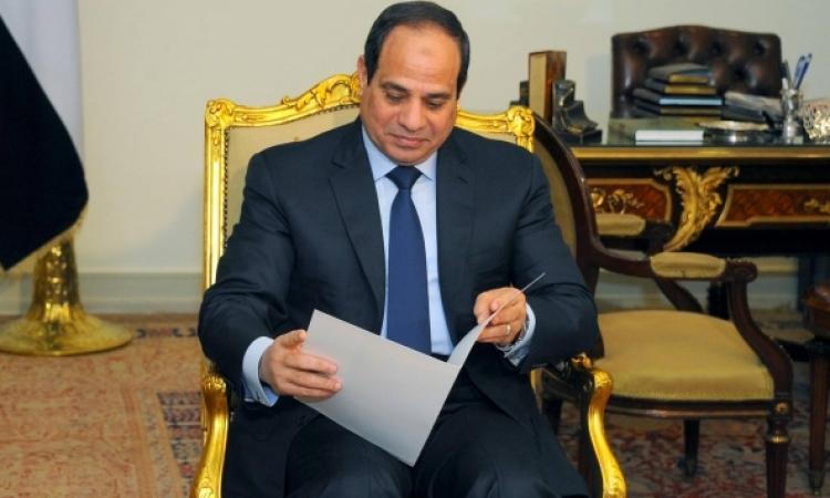 """السيسى وفالس يشهدان التوقيع على عدة اتفاقيات أهمها """"ميسترال"""""""