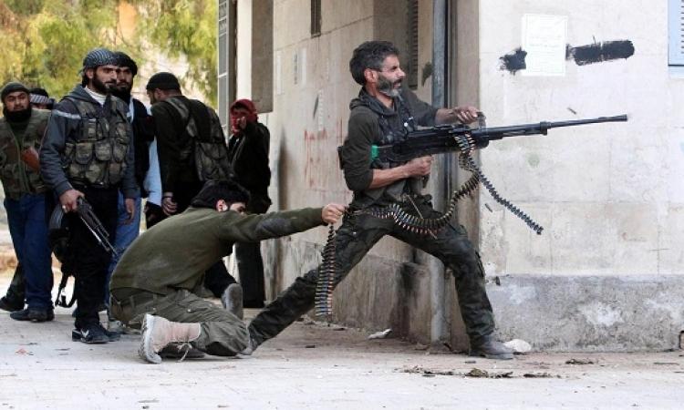 المعارضة المسلحة تستقدم تعزيزات عسكرية إلى درعا لصد تقدم القوات السورية