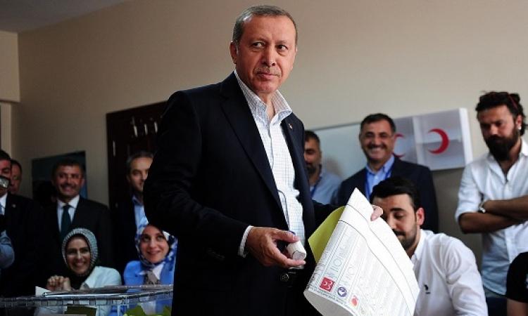 العدالة والتنمية التركى يتقدم بالانتخابات البرلمانية بعد فرز 88 % من الأصوات