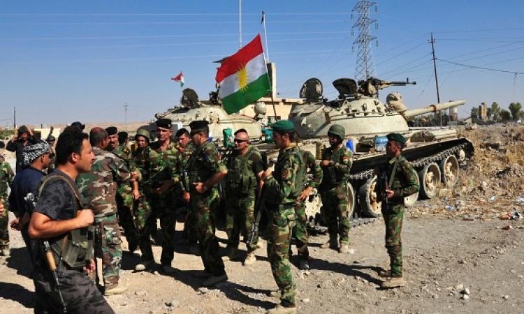 قوات البيشمركة الكردية تطلق عملية تحرير سنجار فى العراق