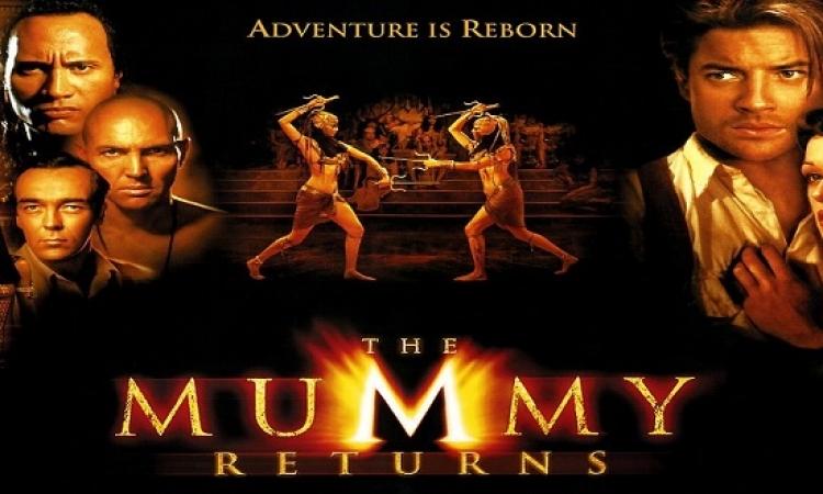 استبدال بطل سلسلة The Mummy بنجم مفاجأة !!