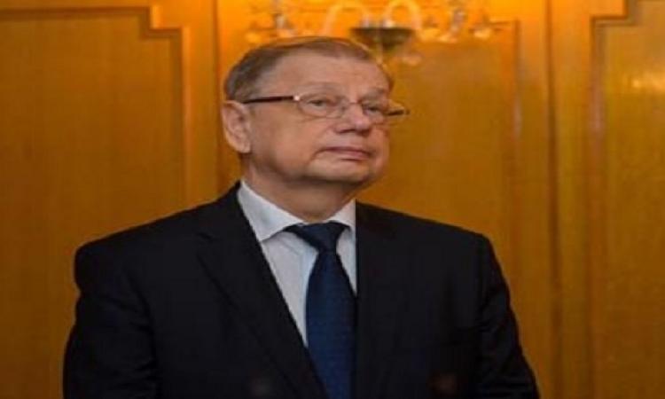 السفير الروسى بمصر  :إيقاف رحلات الطيران إلى موسكو مجرد إجراء أمنى مؤقت