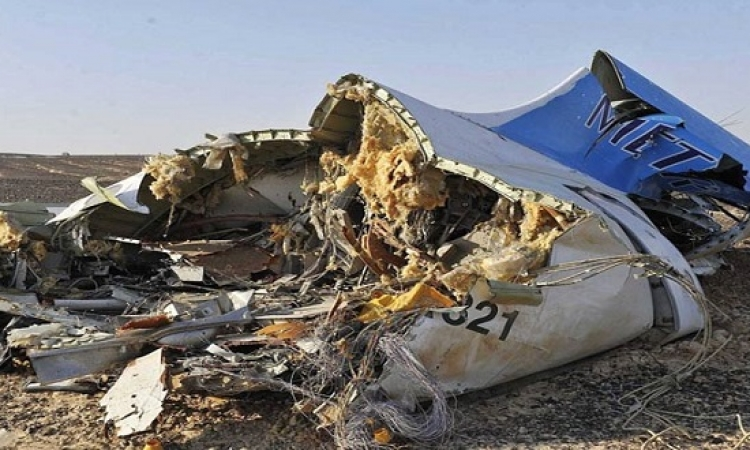 """موسكو: """"الذئاب الرمادية"""" متورطة فى سقوط الطائرة الروسية فى سيناء"""