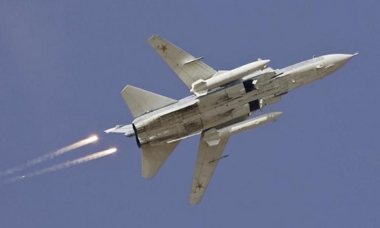 تباين روسى تركى بشأن ملابسات إسقاط الطائرة الروسية