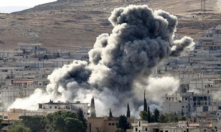فرنسا تواصل غارتها على معاقل داعش فى الرقة بسوريا