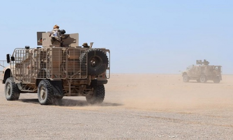 القوات اليمنية تتقدم باتجاه مدينة الراهدة فى تعز