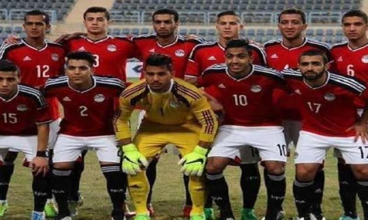 المنتخب الأوليمبي يتعادل مع الجزائر 1/1 فى تصفيات الأولمبياد بالسنغال