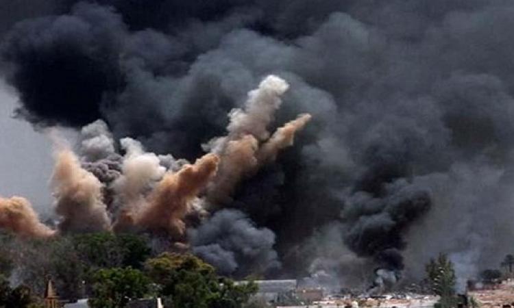 3 شهداء و 12 مصاباً فى انفجار فندق بالعريش