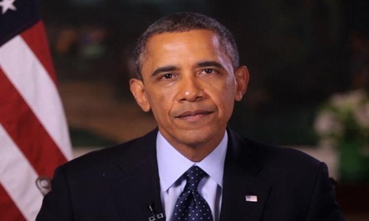 باراك أوباما يتعهد بالقضاء على التنظيمات الإرهابية