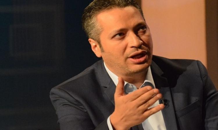 بالفيديو .. تامر أمين : أنا خجلان ولا يشرفنى أن أكون اعلامياً !!