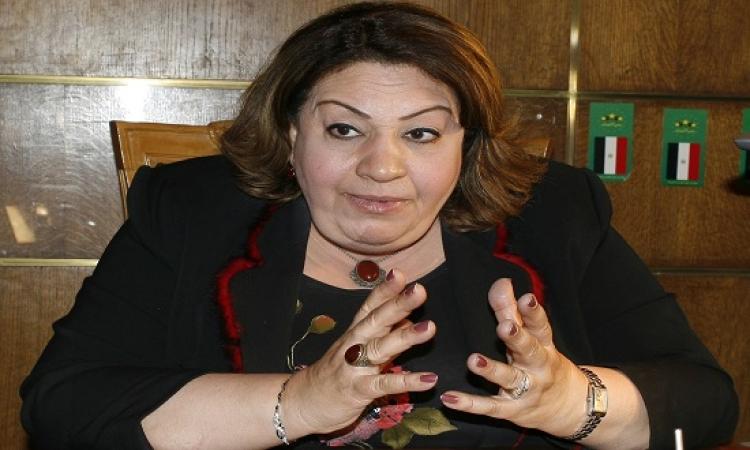 تهانى الجبالى تتهم فى حب مصر بالخيانة والتعاون مع الإخوان