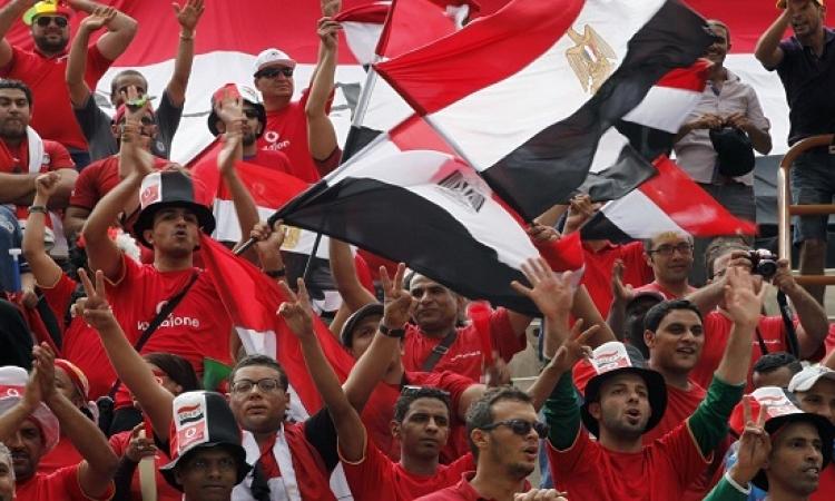 الموافقة على زيادة عدد جماهير مباراة مصر وتشاد إلى 25 ألفاً
