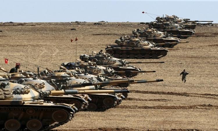 تركيا تقرر إرسال دبابات إضافية إلى الحدود مع سوريا