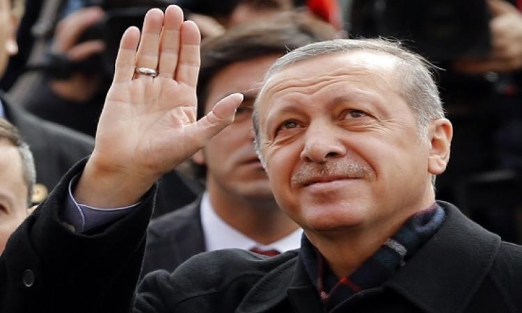 الرئيس الاسرائيلي يشكر اردوغان على مساعدة بلاده في إخماد حرائقها