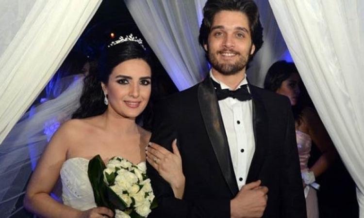 بالصور .. زفاف ياسمين الجيلانى على عمر خورشيد .. بعد 3 سنوات من عقد القران !!