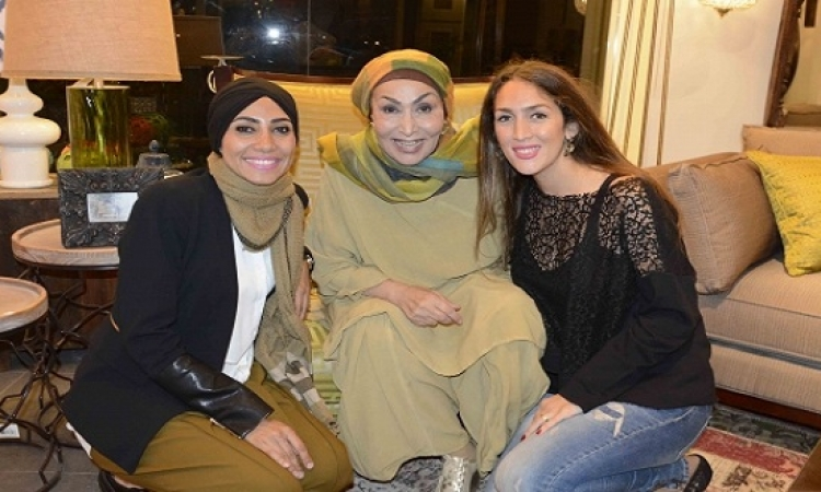 سهير البابلى تعود للأضواء من أجل حفيدتها !!