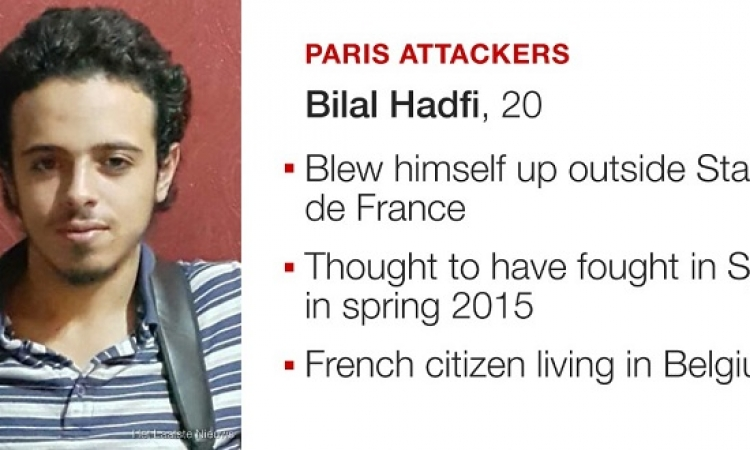 بالصور .. أحد منفذى هجمات باريس يستمتع بالكوكتيل !!