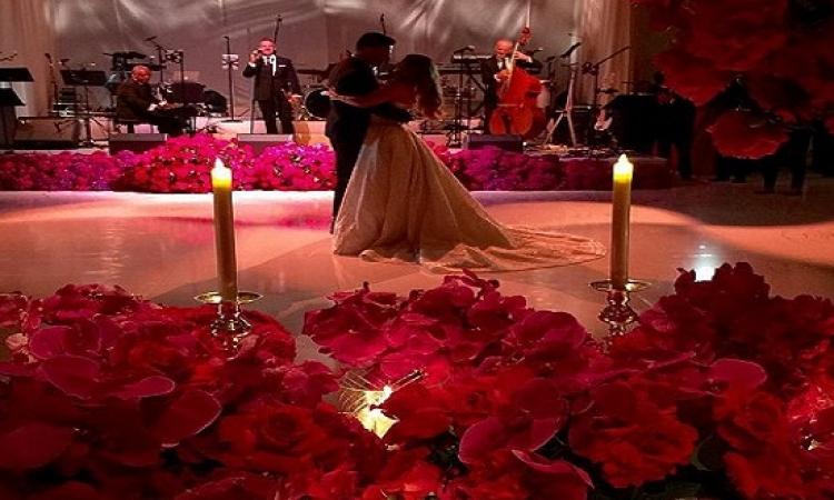 بالفيديو والصور .. حفل زفاف اسطورى للجميلة صوفيا فيرجارا