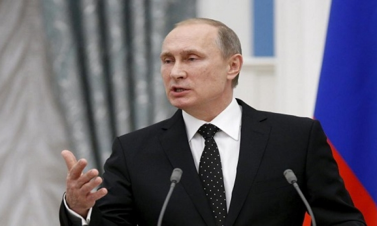 بوتين : لا آفاق لتحسن العلاقات مع تركيا فى وجود اردوغان