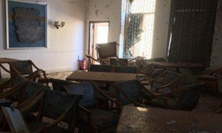 ارتفاع ضحايا انفجار فندق العريش إلى 7 شهداء