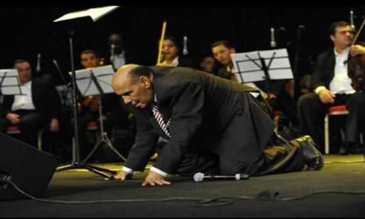 نجوم عرب ماتوا على المسرح أو أثناء التصوير .. ياترى مين ؟!