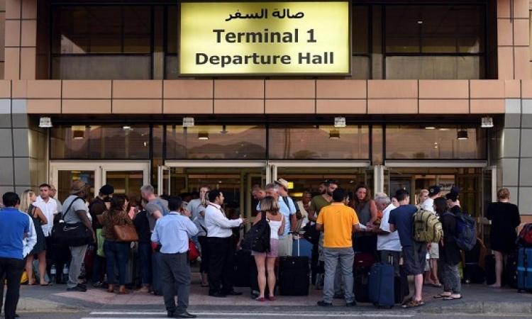 """مسؤول أمنى : مطار شرم الشيخ يعمل وفق معايير """"الإيكاو"""" ومصنف عالمياَ"""