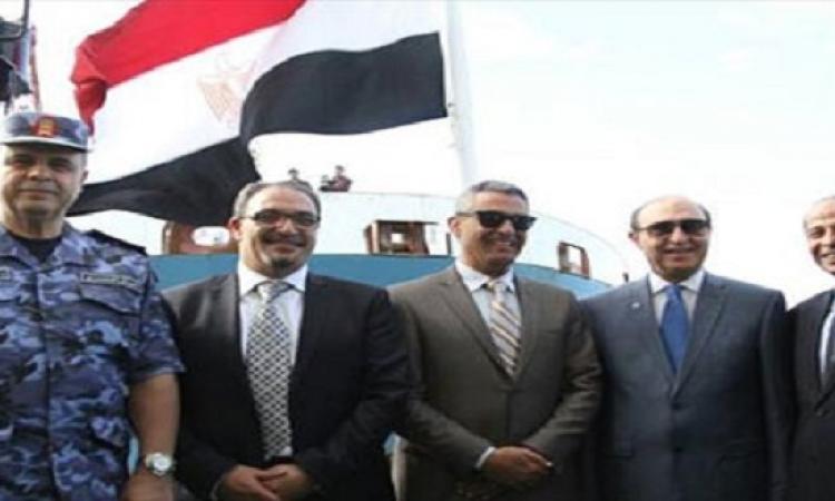 السفينة المصرية طلعت مش بتعتنا ومميش يعتذر عن الخطأ