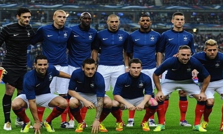 رئيس الاتحاد الفرنسى لكرة القدم :مباراة إنجلترا فى موعدها
