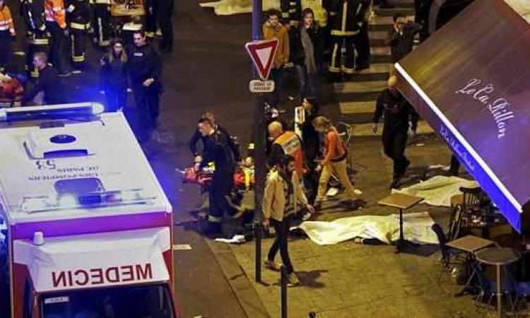 داعش يتبنى هجمات باريس : الدور على روما ولندن وواشنطن !!