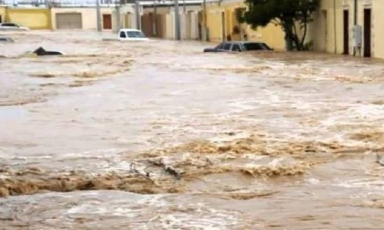 مصرع 16 و4 مفقودين جراء السيول فى البحيرة حتى الآن