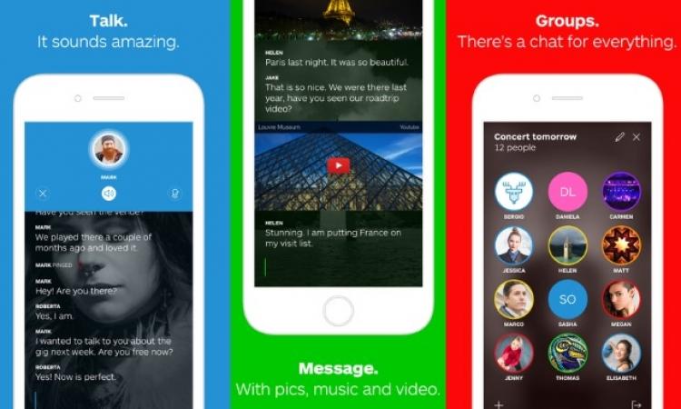هل مللت من سكايب؟ .. Wire: تطبيق يتيح إجراء مكالمات صوتية مجانية مبتقطعش