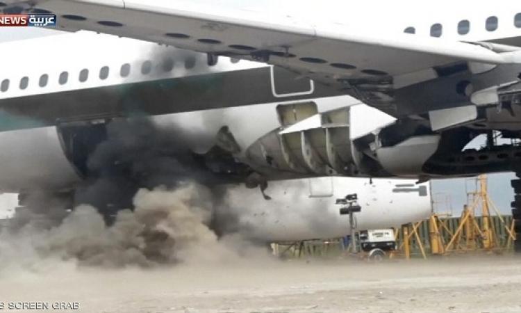 ابتكار تقنية لاحتواء أى انفجارات على متن الطائرات