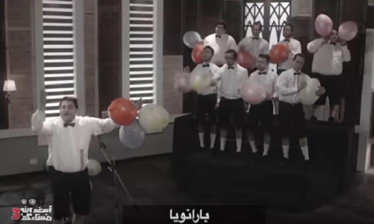 بالفيديو .. أبو حفيظة يسخر من فهلوة المصريين : بارانويا شيزوفرنيا !!