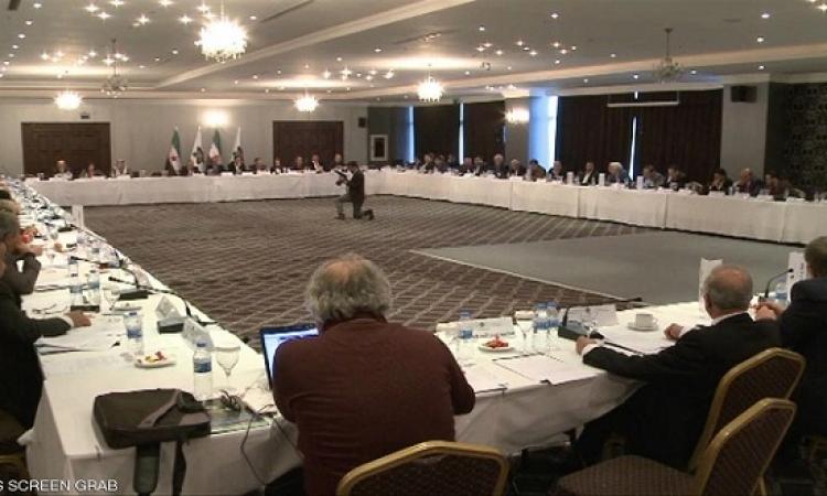 انطلاق اجتماع توحيد المعارضة السورية فى الرياض