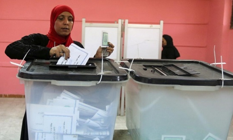 بدء التصويت فى جولة الإعادة للدوائر الأربع المؤجلة