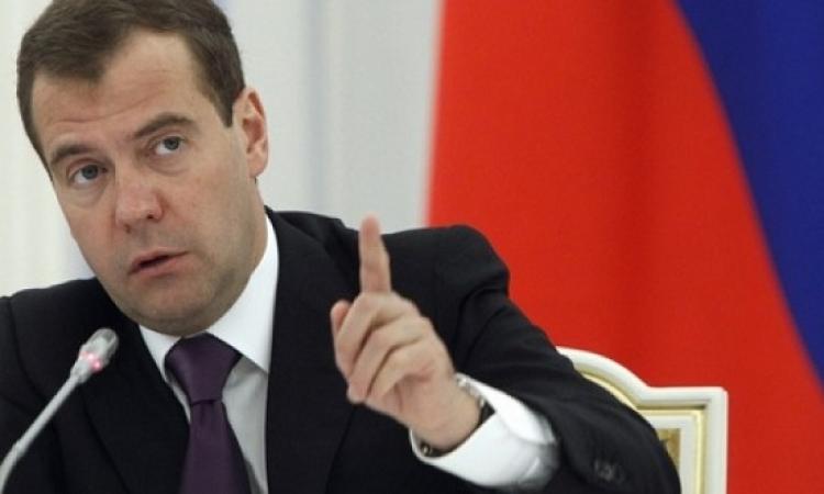 الحكومة الروسية تجمد لجنة التعاون الاقتصادى مع تركيا
