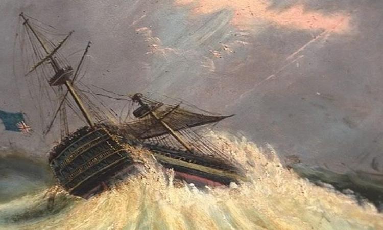 العثور على سفينة الكنز الغارقة منذ أكثر من 300 سنة