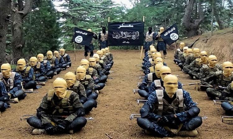 خريطة الإرهاب فى العالم : داعش يتمدد بـ 42 تنظيم مسلح