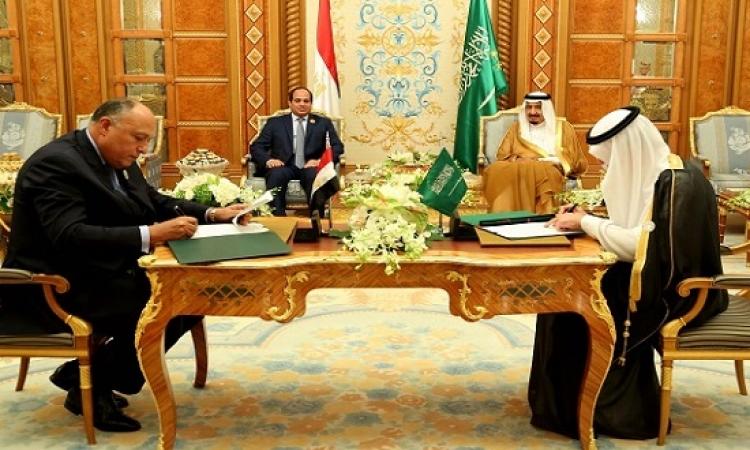 انطلاق أعمال الاجتماع الثانى للمجلس التنسيقى المصرى السعودى
