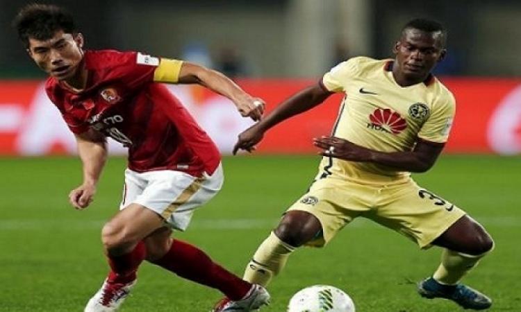 جوانجزو الصينى يتأهل إلى المربع الذهبى لمونديال الأندية